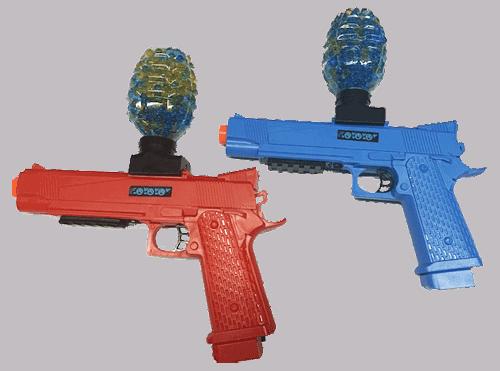 Nighthawk Laser Pistol